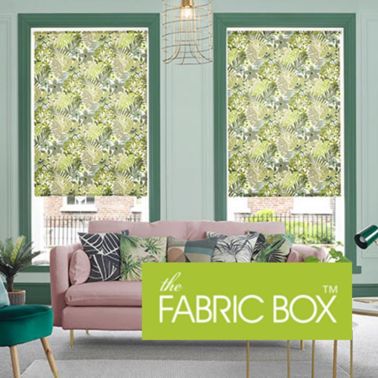 the fabric box